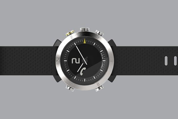 Cogito Smartwatch, Successor To The Cookoo