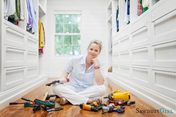 "@Sandra Pendle Powell {Sawdust Girl}, talks about her ""I did it"" project and photoshoot with BHG. See the full post on Style Spotters: http://www.bhg.com/blogs/better-homes-and-gardens-style-blog/2013/07/24/i-did-it-sandra-of-sawdust-girl/?socsrc=bhgpin072413sawdustgirl"