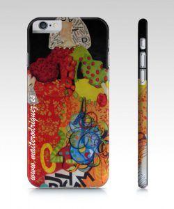 Iphone Case Menina Party & Art