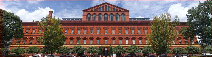 National Building Museum – Washington, D.C.