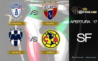 Blog de palma2mex : Copa MX – Semifinales: América vs Monterrey y Atla...