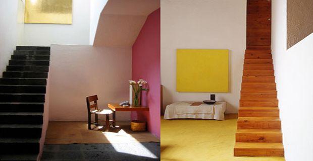 Come scegliere il colore in architettura. Interni, esterni e pitture ecologiche