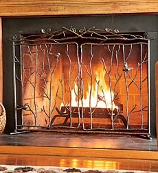 Best 25 Fireplace guard ideas on Pinterest Cost of metal roof