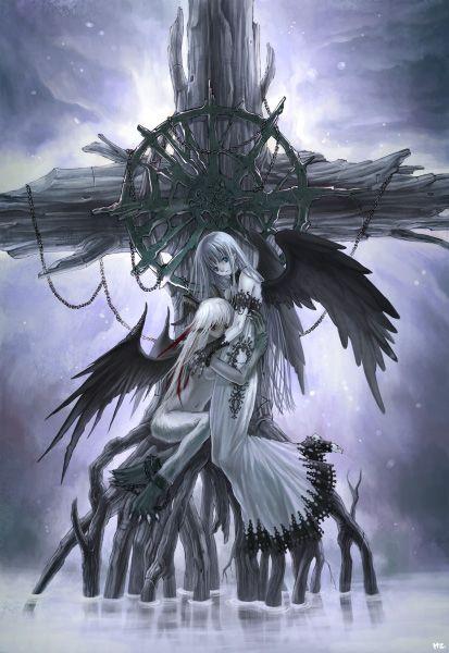Fallen Angels | Fallen Angels | land | Pinterest