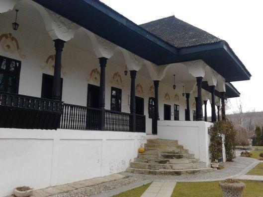 Bellu Manor Museum in Urlati, Prahova county, Romania