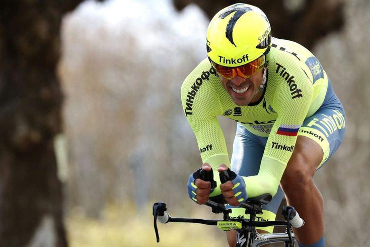 """Alberto Contador volverá el próximo domingo a la competición en el Criterium del Dauphiné, lacarrera que utilizará para ponerse a punto de cara al Tour de Francia. Será su primera pruebadespués de ganar la Vuelta al País Vasco y está contento de cómo ha trabajado en este últimoperiodo de tiempo. """"Han sido unas últimas semanas …"""