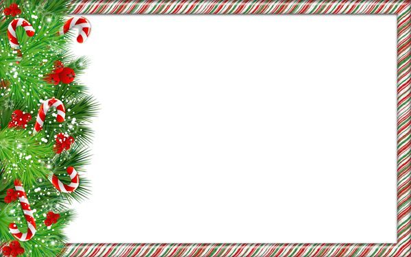 Free Merry Christmas Borders Png Images Vector Clipart Christmas Frames Free Christmas Frames Christmas Border