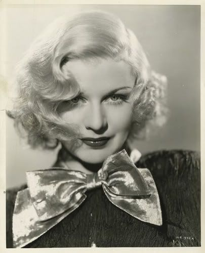 Ginger Rogers.Classic Movie, Ginger Rogers, Vintage, Clara Bows, Beautiful, Hollywood, Big Bows, People, Gingers Rogers