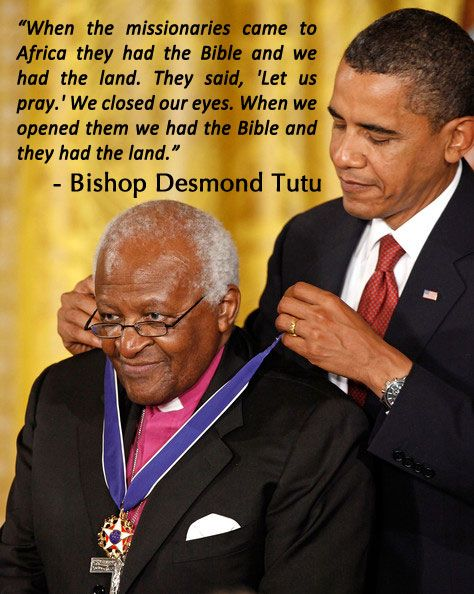 desmond tutu quotes - Google Search