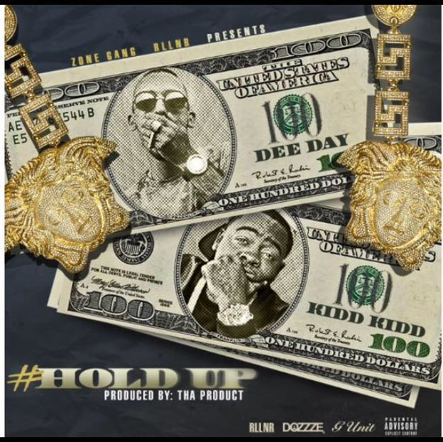New Orleans combines on 'Hold Up' from Dee Day x Kidd Kidd - http://www.trillmatic.com/new-orleans-combines-on-hold-up-from-dee-day-x-kidd-kidd/ - New Orleans about to stand up for this new track from up & comer Dee Day & seasoned vet Kidd Kidd. Hold Up will be featured on the project Blue Moon.  #NOLA #NewOrleans #Louisiana #HoldUp #GUnit #Trillmatic #NewMusic