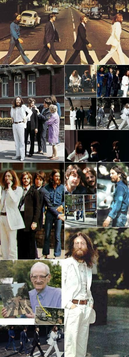 The Beatles - Abbey Road Outtakes