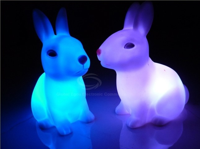 Rabbit Shape LED Lamp