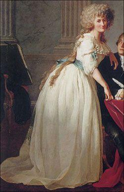 Description: Chemise a la Reine was popularized by…