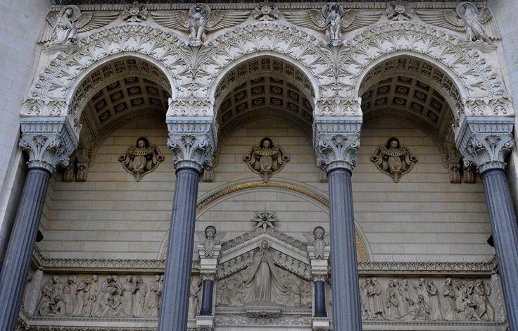 Basilique of Fourviere, Lyon, France