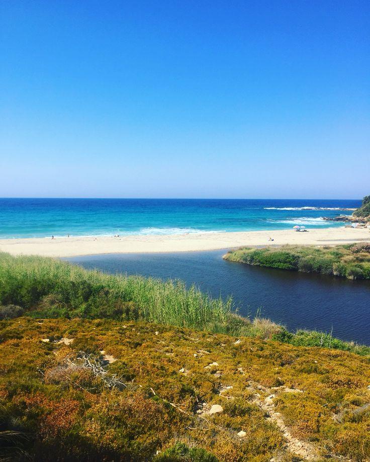 Mesakti, Ikaria island, Greece