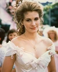 Julia Roberts - wedding scene in Steel Magnolias
