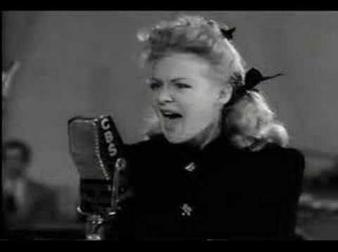 "Betty Hutton - ""Murder, He Says""    (I basically made this board because everyone needs to see this video. )"