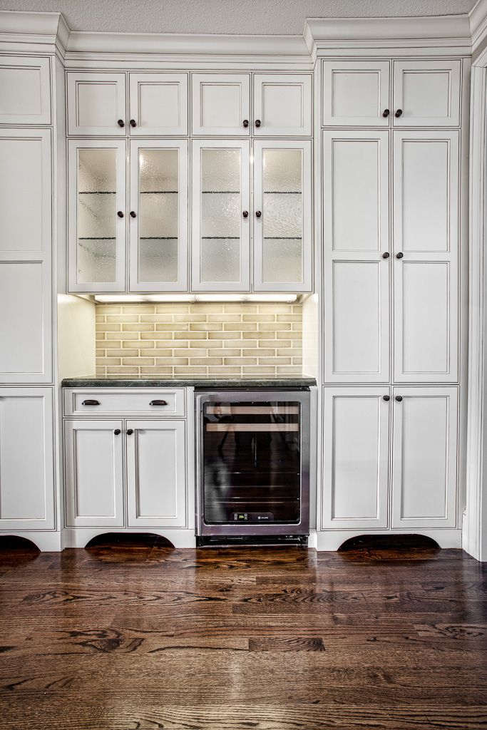 25 best ideas about built in wine cooler on pinterest for Beautiful built in kitchens