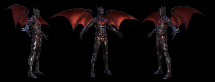 Awesome BATMAN BEYOND CGI ConceptDesigns - News - GeekTyrant