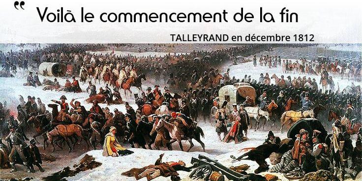 26 novembre 1812 : début de la bataille de la Bérézina. Le froid rend fous les chevaux...