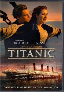 Amazon.com: Titanic: Leonardo DiCaprio, Kate Winslet, Billy Zane, Kathy Bates, Frances Fisher, Gloria Stuart, Bill Paxton, Bernard Hill, Jonathan Hyde, Victor Garber, James Cameron: Movies & TV