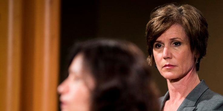 Former Deputy Attorney General Sally Yates will testify at a Senate hearing Monday about Russia's interference in the 2016 presidential election.