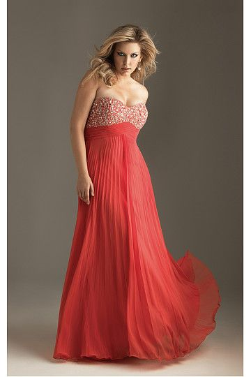 Plus Size Prom Dresses in Kentucky