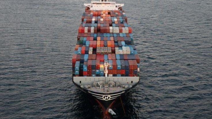 Gazete Duvar /// Güney Kore yük gemisi Atlas Okyanusu'nda kayboldu