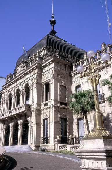 Casa de Gobierno - San Miguel de Tucumán, Argentina