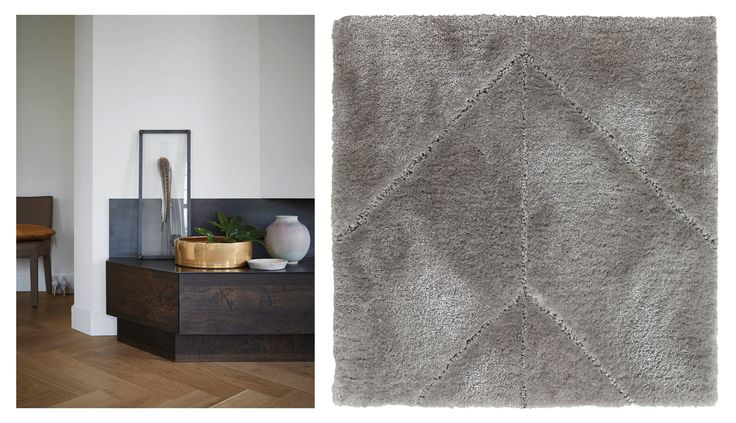 Rugs for Fem Home; Chasing Light; design Remy Meijers