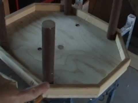 vogelhaus mit videoanleitung anleitung zum selber bauen 1 2 pinterest. Black Bedroom Furniture Sets. Home Design Ideas