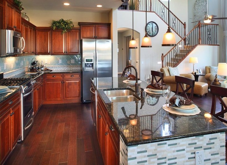 17 best images about kitchen designs on pinterest new kitchen homework and cabinets - Pulte home design center ...