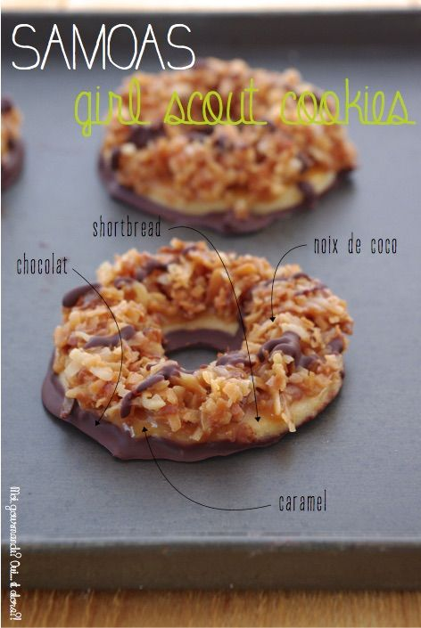 Lorsque j'ai vu ces biscuits en surfant sur Pinterest, j'ai tout de suite voulu en savoir un peu plus sur eux… Ce que c'était exactement… Leur histoire (des biscuits v…