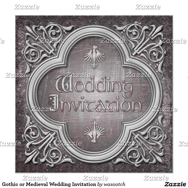 Célèbre Les 25 meilleures idées de la catégorie Invitations de mariage  WX29