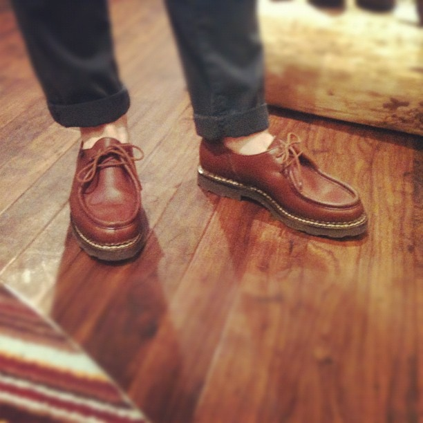 Paraboot Michael.... love these and thinking of getting a pair for winter...