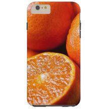 Cool IPhone 6 Cases (orange) Tough iPhone 6 Plus Case