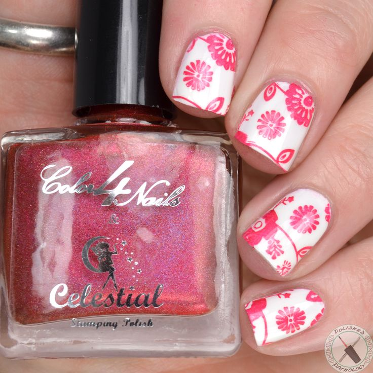 Celestial Cosmetics & Color4Nails Stamping Line : Celestial & C4N Poppy Shop here- www.color4nails.com Worldwide shipping available