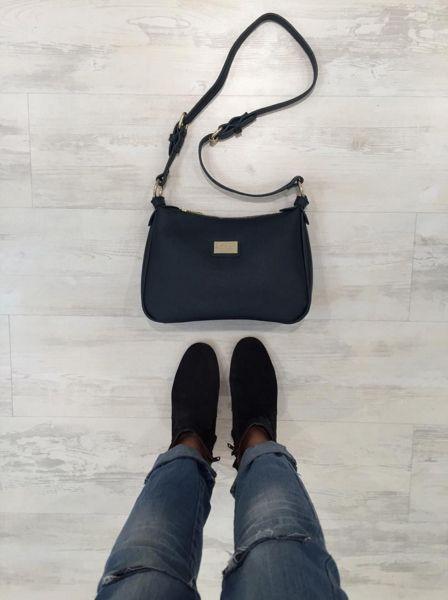 Today. Denim. Boots. Bag. #kbas #bags www.kbas.es