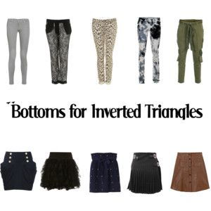 Bottoms for Inverted Triangles
