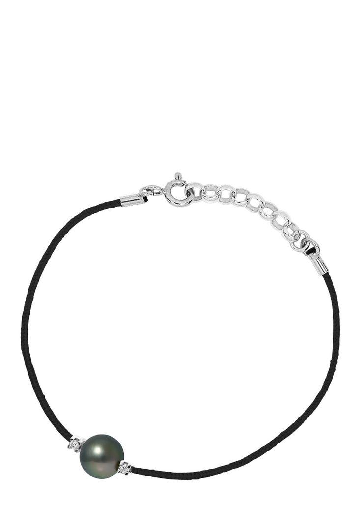 SO Fine Pearls Armband, Tahiti-Zuchtperle, Diamant silber Jetzt bestellen unter: https://mode.ladendirekt.de/damen/schmuck/armbaender/silberarmbaender/?uid=4ef043cf-c576-59f5-8e75-d90ef28429d0&utm_source=pinterest&utm_medium=pin&utm_campaign=boards #schmuck #silberarmbaender #armbaender #bekleidung Bild Quelle: brands4friends.de