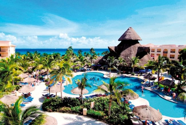 Playa Del Carmen Resorts | Hotel Sandos Playacar Beach Resort & Spa Playa del Carmen Messico ...