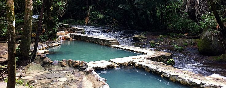 Termales del Bosque Natural Spa | Aguas Calientes, Costa Rica
