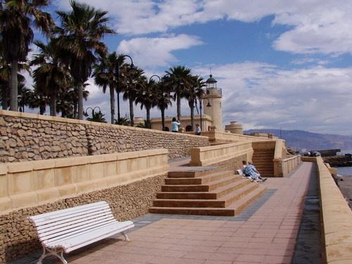Roquetas de Mar - El Castillo