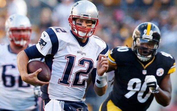 free new england patriots vs pittsburgh steelers in nfl playoffs time tv channel how to watch live stream online