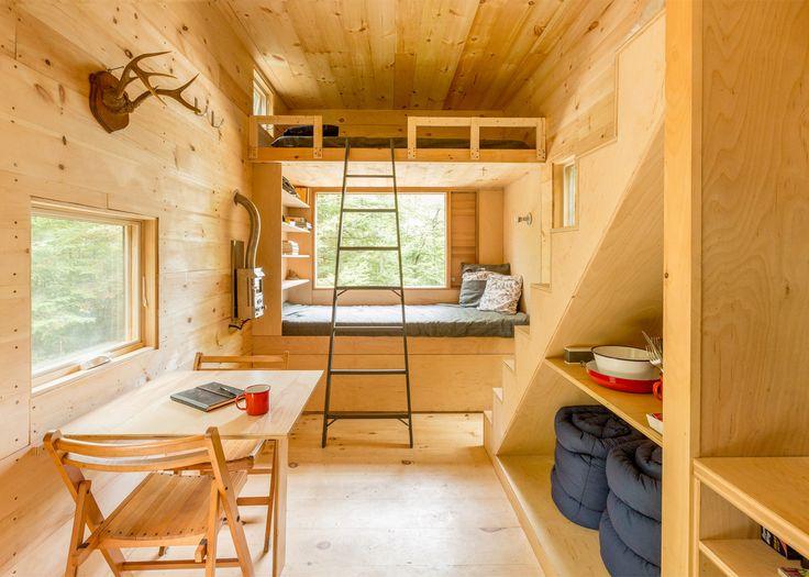 The Ovida Cabin near Boston / Getaway