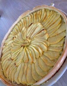 Tarte aux pommes alsacienne   Emilie cuisine et papote !