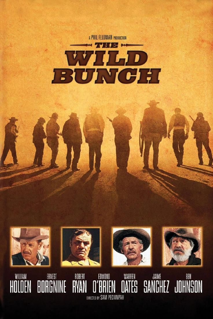 Sam Peckinpah's greatest movie, by far. Brilliant on so many levels, especially the blood letting. See the 'uncut' version only   |  #25/31 #31MoviesinMay