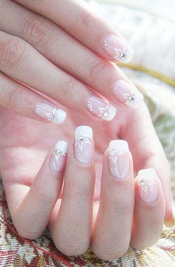 Préférence 560 best Nail art images on Pinterest | Xmas nails, Christmas  GA23