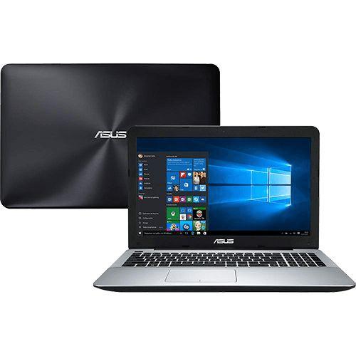 """Notebook Asus X555UB-BRA-XX299T Intel Core i5 8GB (2GB de Memória Dedicada) 1TB Tela LED 15,6"""" Windows 10 - Preto http://compre.vc/v2/ac285fef #PreçoBaixoAgora #MagazineJC79 #BlackFriday"""
