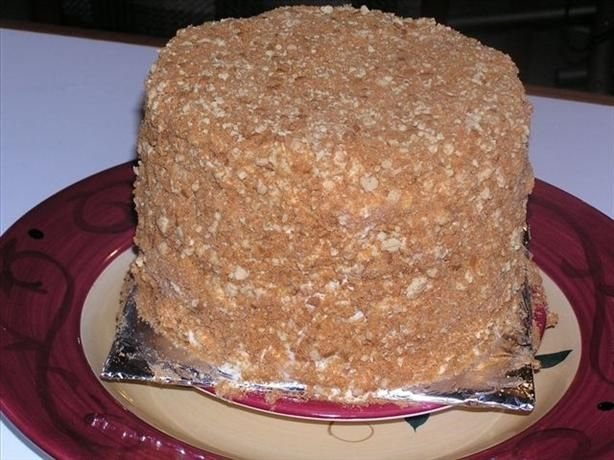 Honey Cake Recipe Layered: 17 Best Ideas About Russian Honey Cake On Pinterest